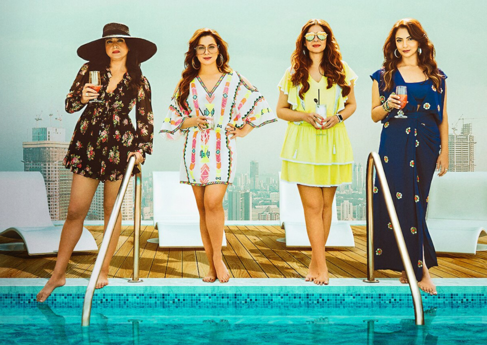 """Fabulous Lives of Bollywood Wives' an Indian version of """"The Real  Housewives of Beverly Hills"""" on Netflix 