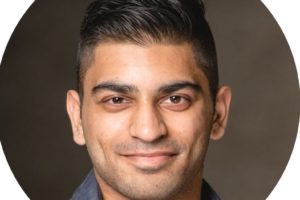 Ajay Mohan newly appointed Executive Director of Democratic Party of Orange County, California. Photo: Linkedin