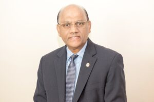 California Lions Clubs International District 4-C3 Governor-Elect James Varghese. (Photo Courtesy: James Varghese)