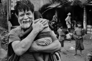 One of the works of well-known Bangladeshi photojournalist Shahidul Alam, whose exhibition is to be featured at Wrightwood 659 in Chicago starting Oct. 8, 2021. Photo provided by Wrightwood 659.