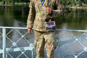 US Army's Kanwar Singh placed 2nd in Boston Marathon Military March Photo: Instagram @Kanwar91, and on National Sikh Campaign Facebook page